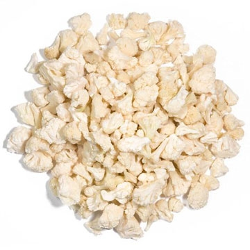 Dried Cauliflower