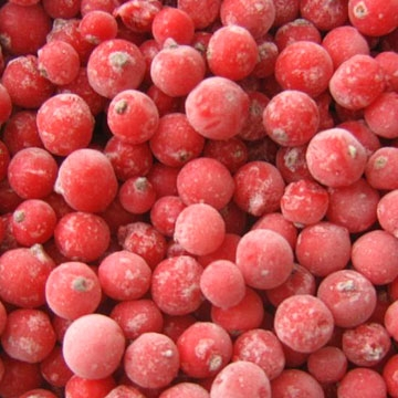 Frozen Red Currant
