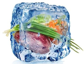 Service - Frozen Vegetables and Fruits